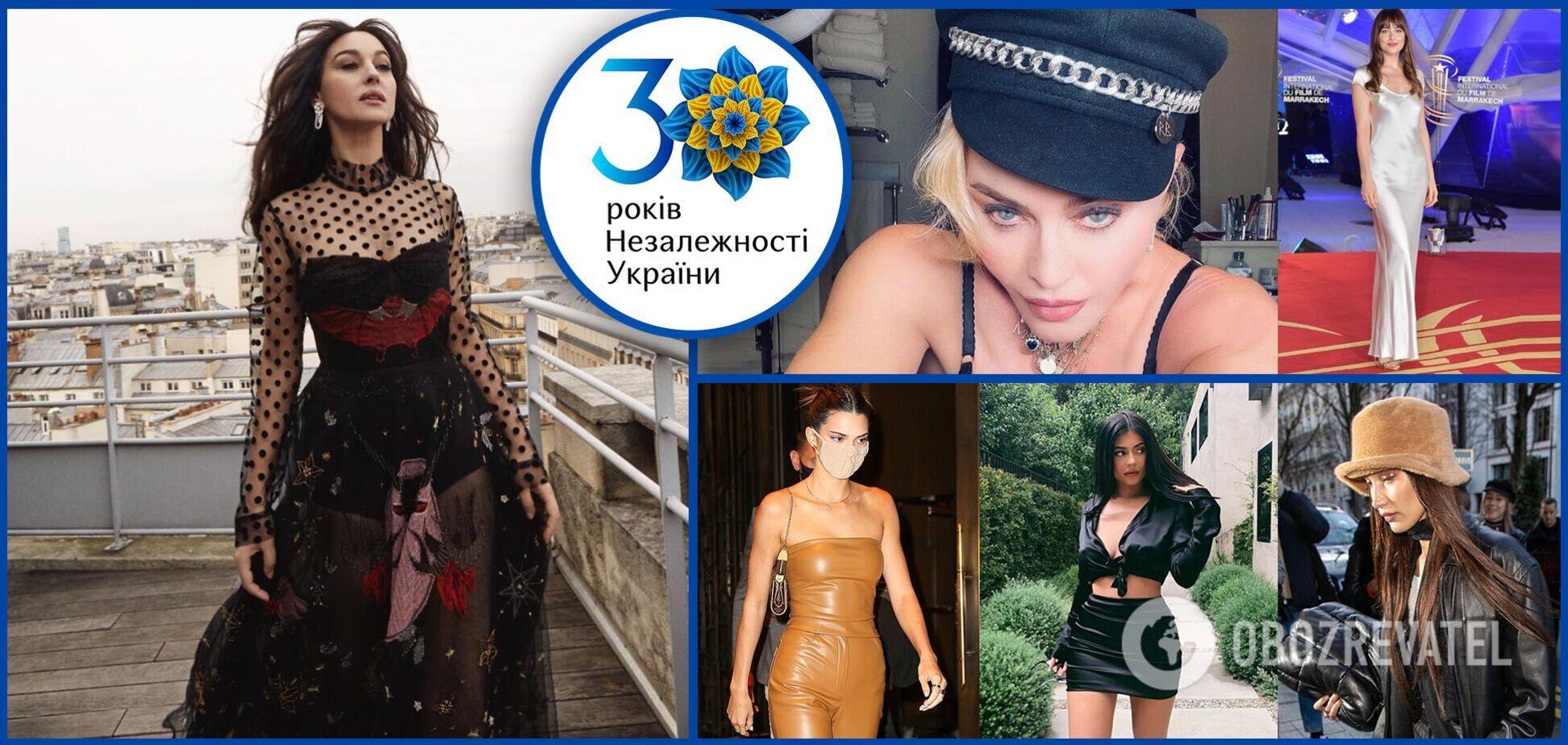 Одяг від українських дизайнерів носить багато світових зірок