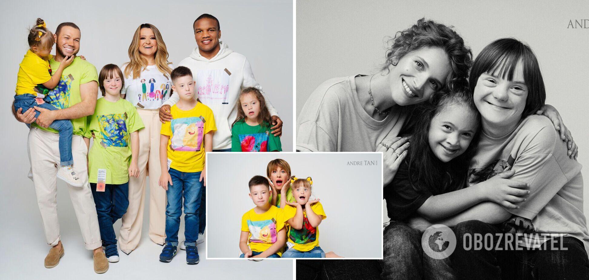 Компания ANDRE ТAN начала социальную инициативу помощи детям с инвалидностью
