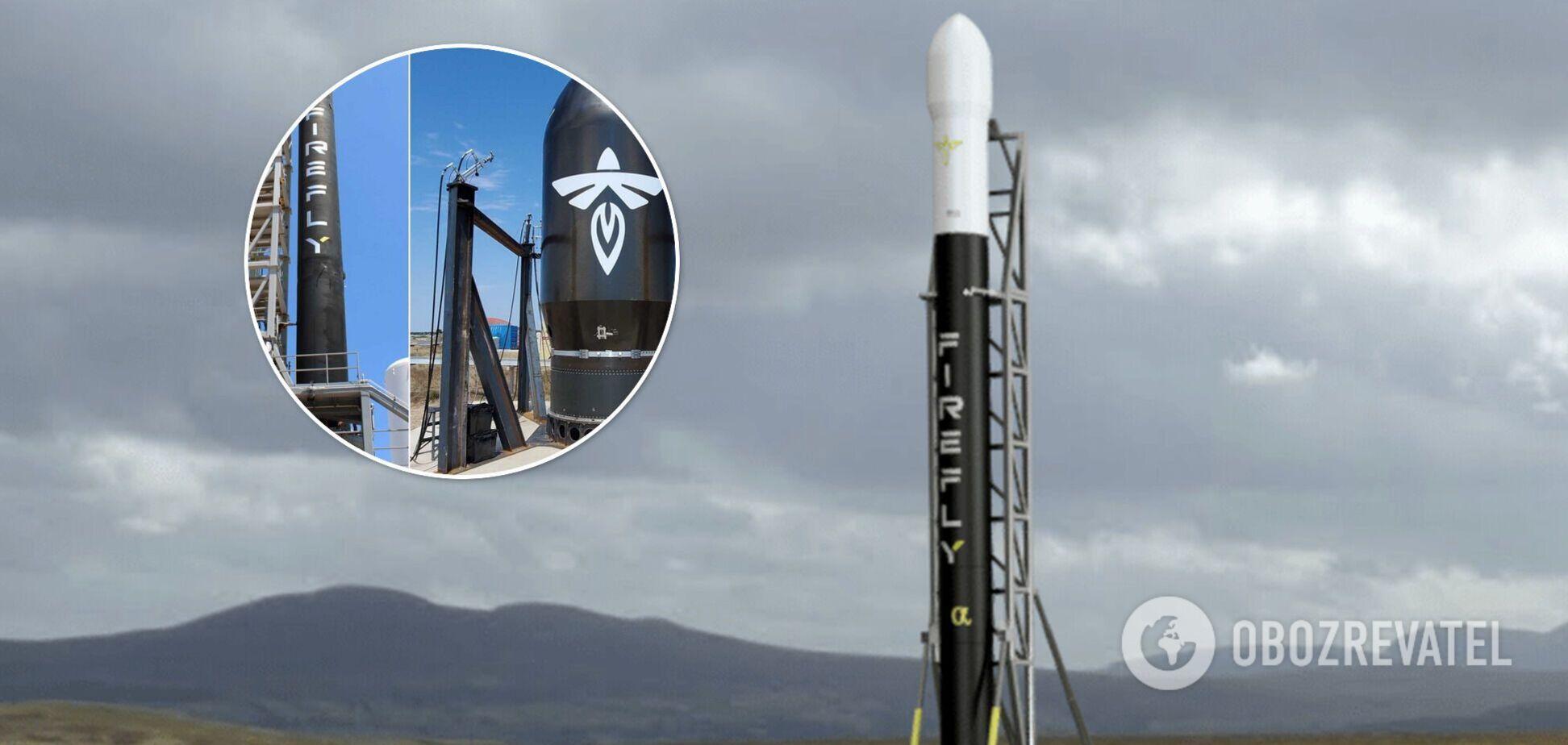 Firefly Aerospace успішно провела наземні вогневі випробування першого ступеня ракети