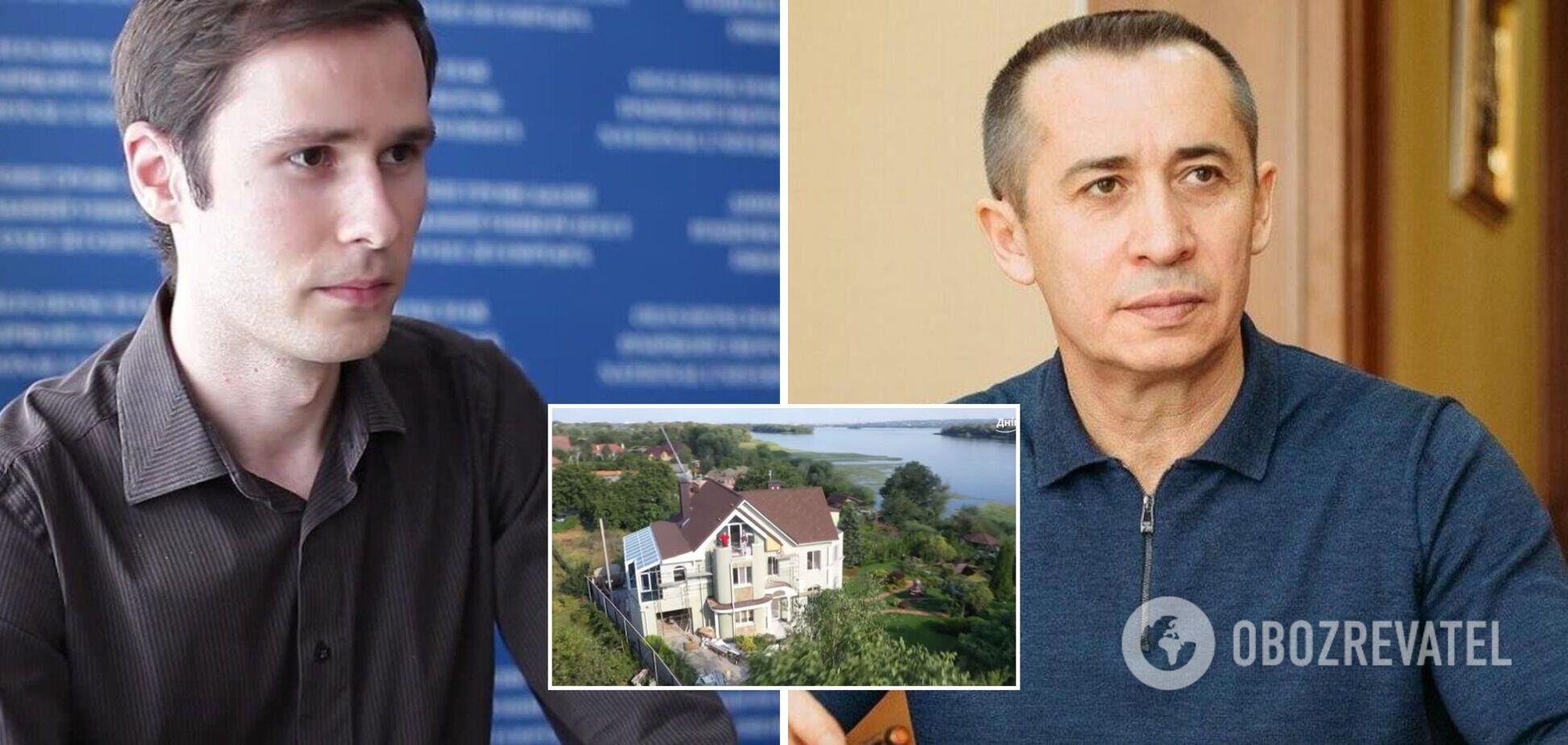 СМИ сообщили о сокрытии имущества Андреем Баско, приближенного Загида Краснова