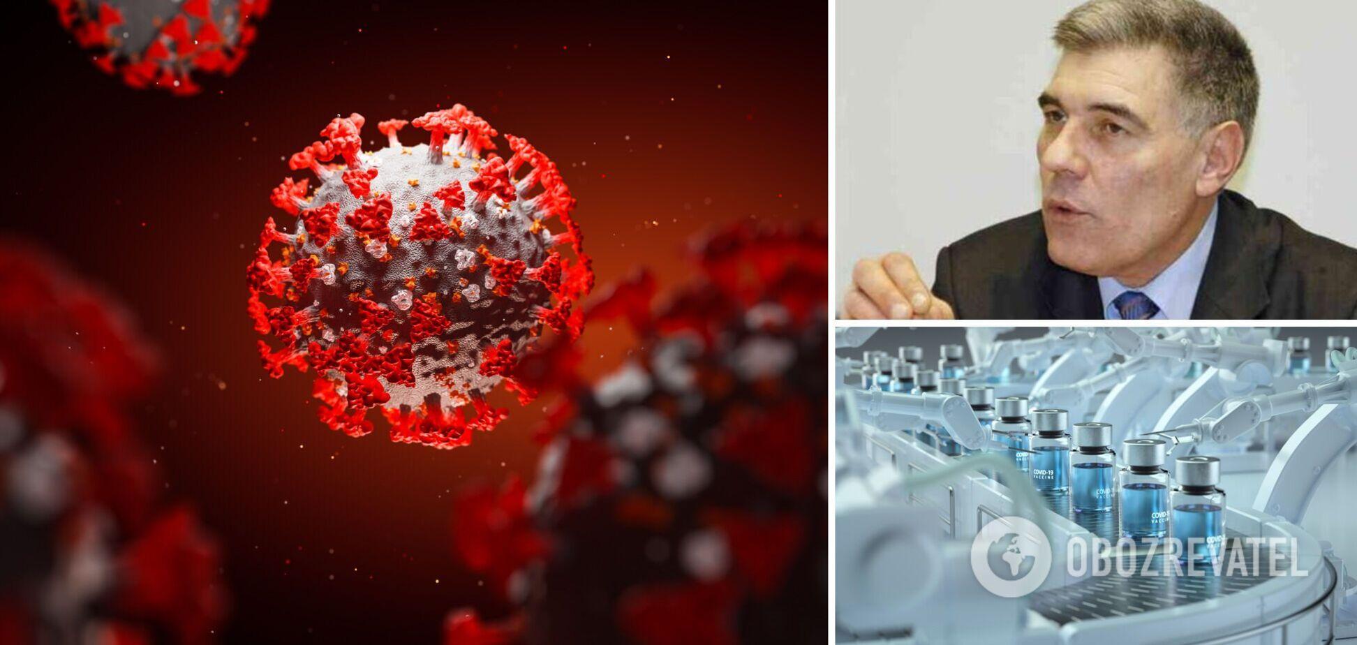 Украину накроет новая волна коронавируса, но шансы на выживание можно увеличить. Интервью с Бережновым