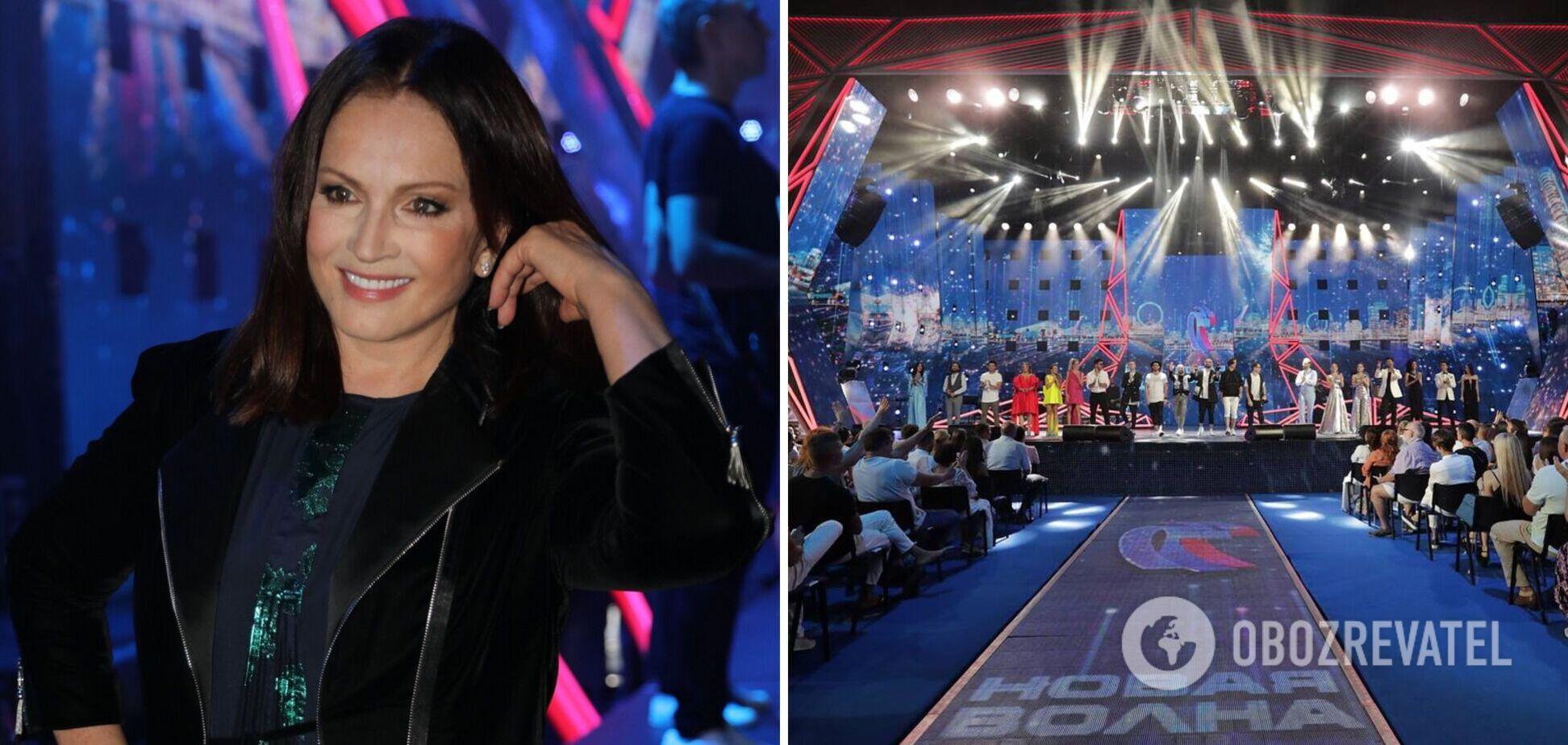 Софія Ротару виступила на конкурсі в Росії в ефектному вбранні. Фото і відео
