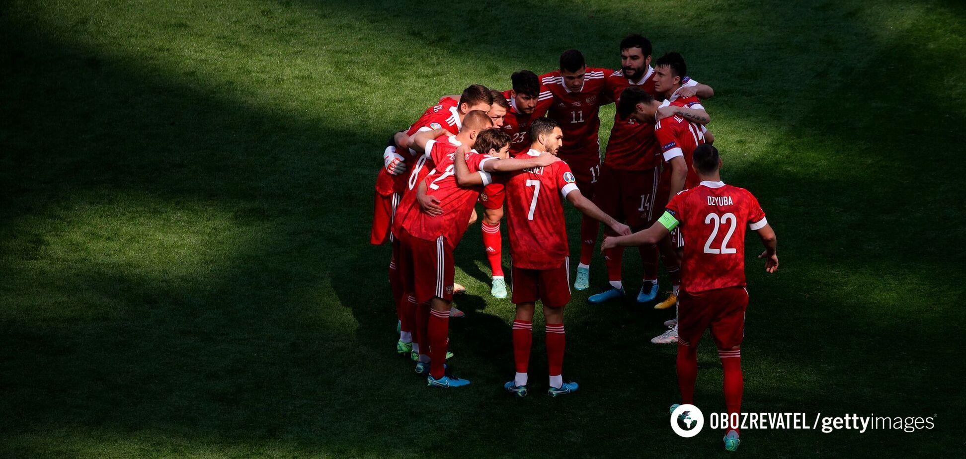 Россия опозорила футбол на Евро-2020, – экс-игрок сборной Италии