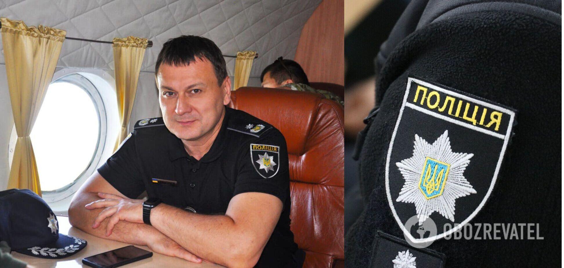 Анатолій Дмитрієв подав у відставку