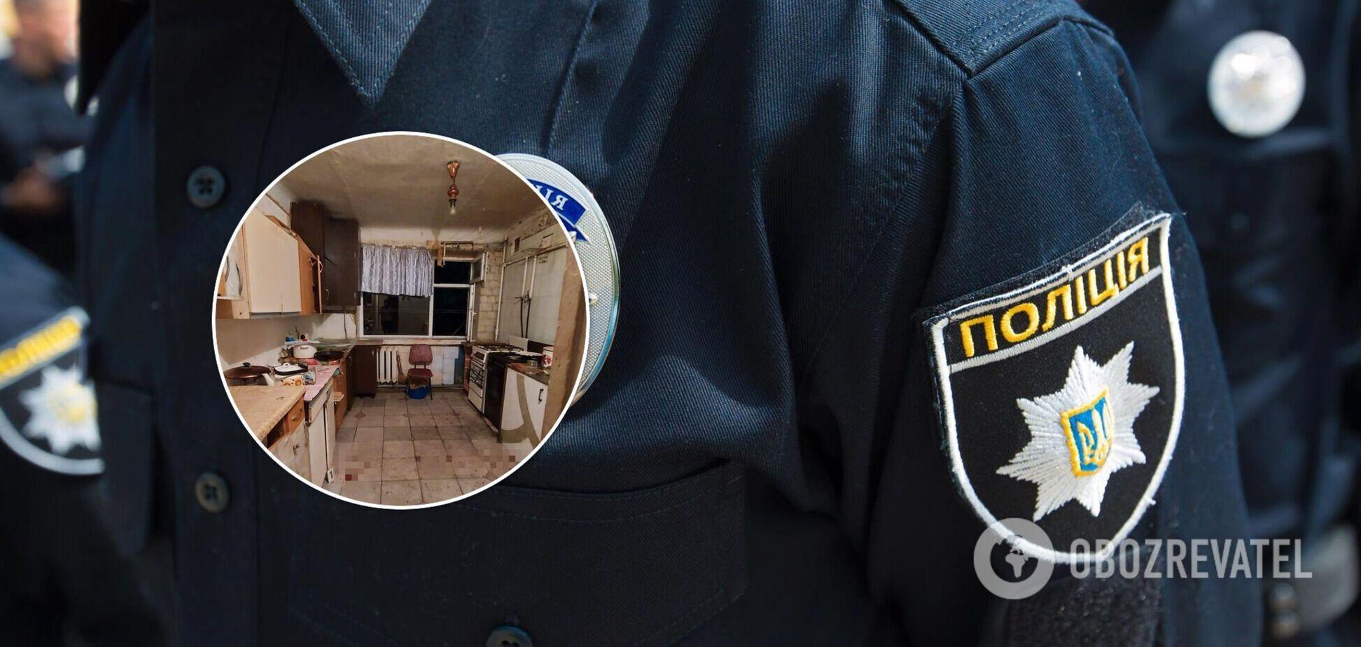 Под Харьковом мужчина до смерти избил сожительницу. Фото