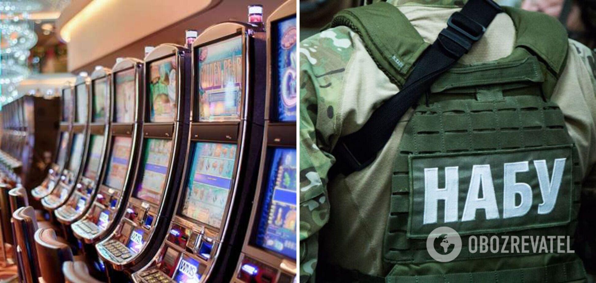 Детективы НАБУ взяли на взятке члена Комиссии по регулированию азартных игр и лотерей