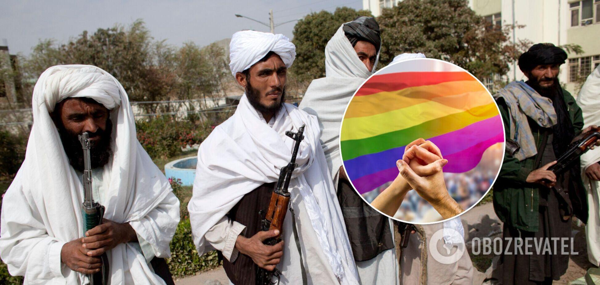 Представник ЛГБТ – про життя в Афганістані за талібів: можуть вбити, не сходячи з місця