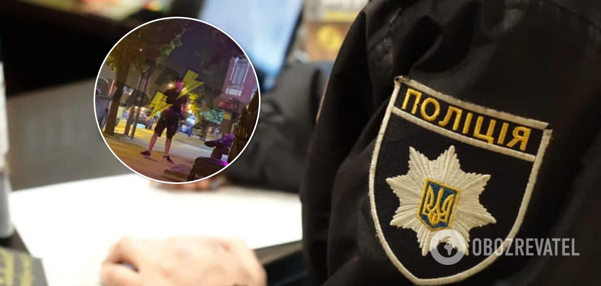 В Харькове возле ресторана открыли стрельбу из автомата