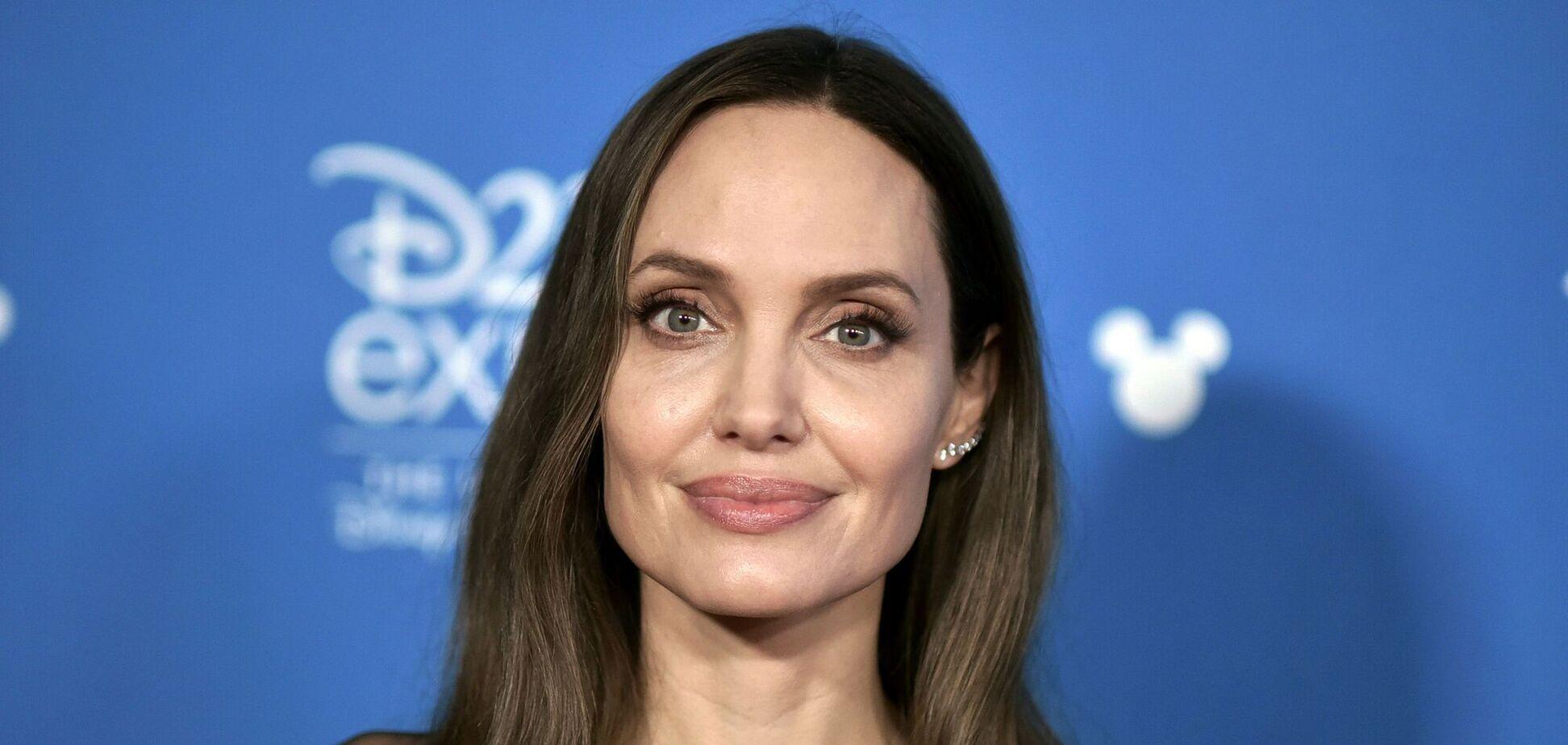 Анджеліна Джолі зареєструвалася в Instagram і опублікувала перший допис. Фото
