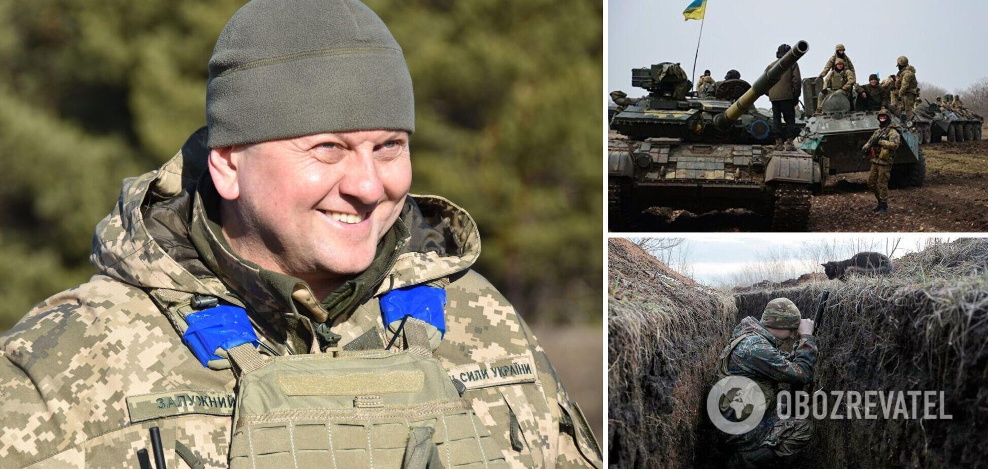 ЗСУ повинні готуватися до звільнення окупованих територій, – генерал-майор Залужний