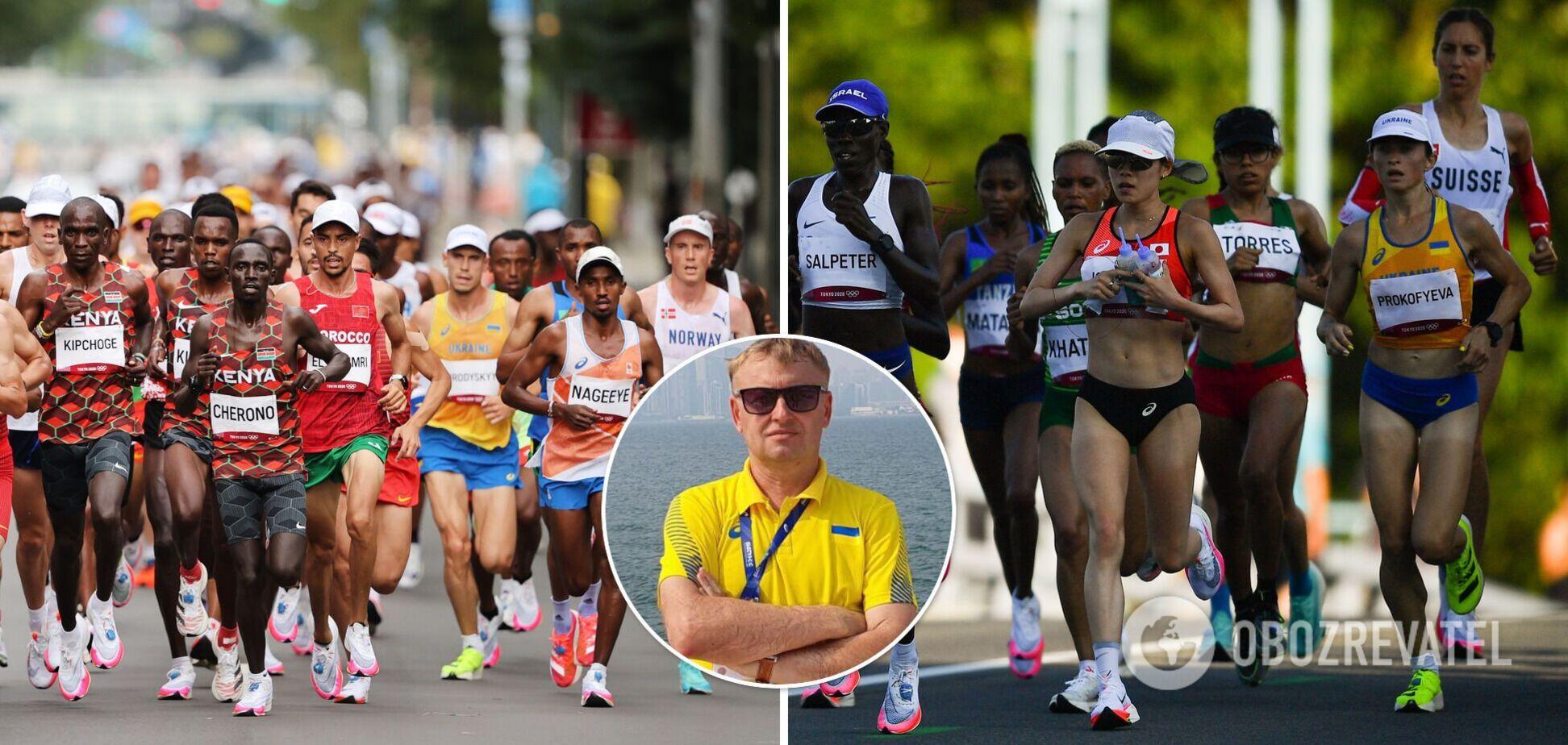 марафон Олімпіада