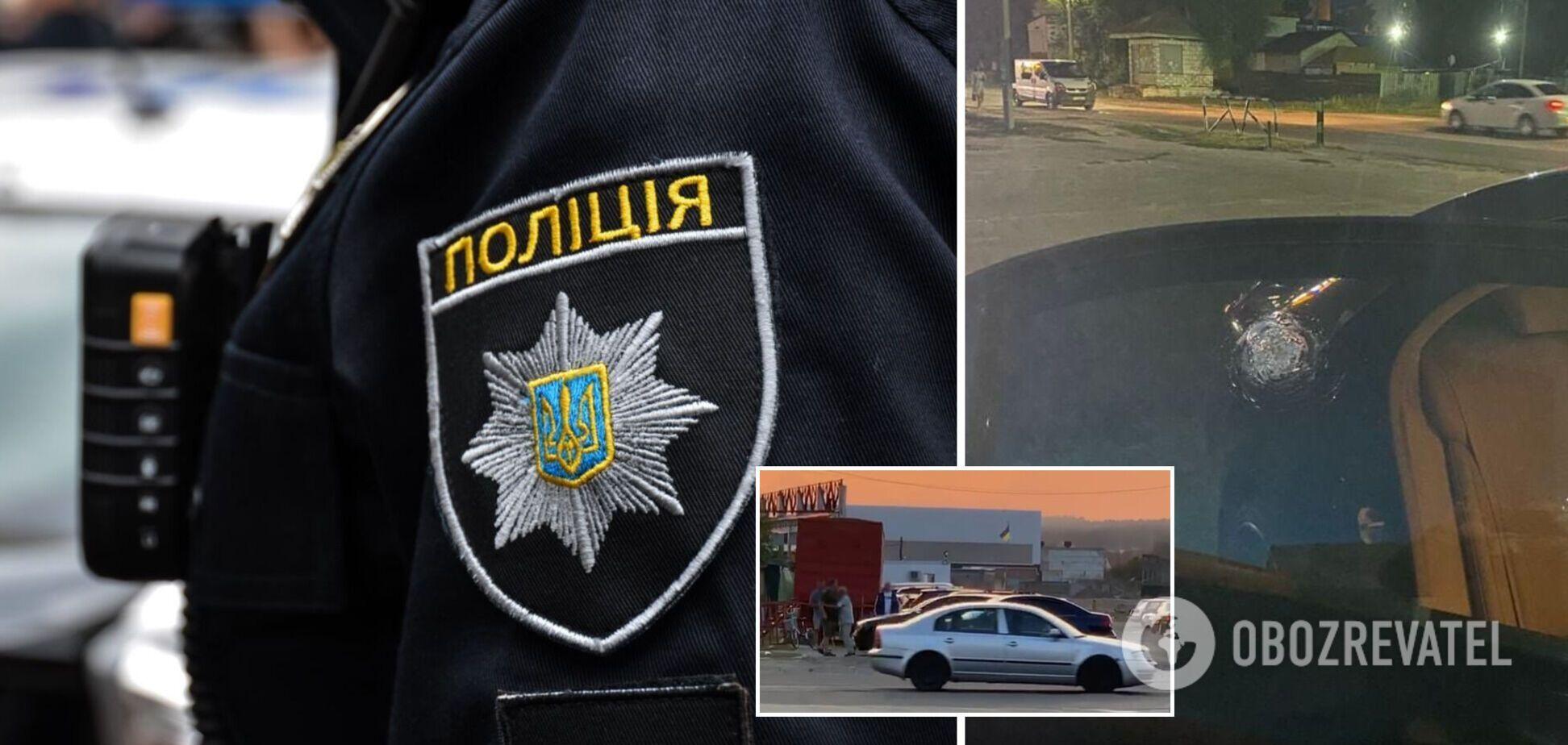 На Киевщине мужчины устроили перестрелку из-за мест в цирке. Фото