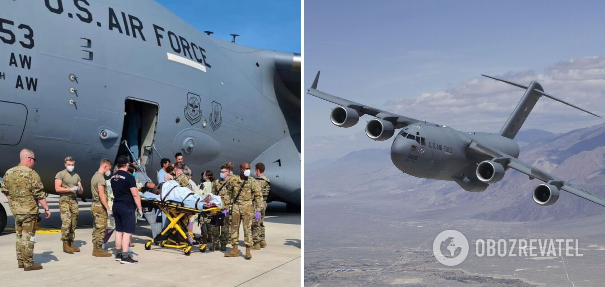 Афганська біженка народила на борту літака: пілотам довелося знизити висоту для її порятунку