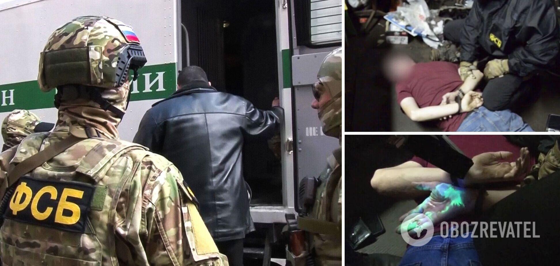 В Туле задержали украинца: обвиняют в шпионаже. Видео