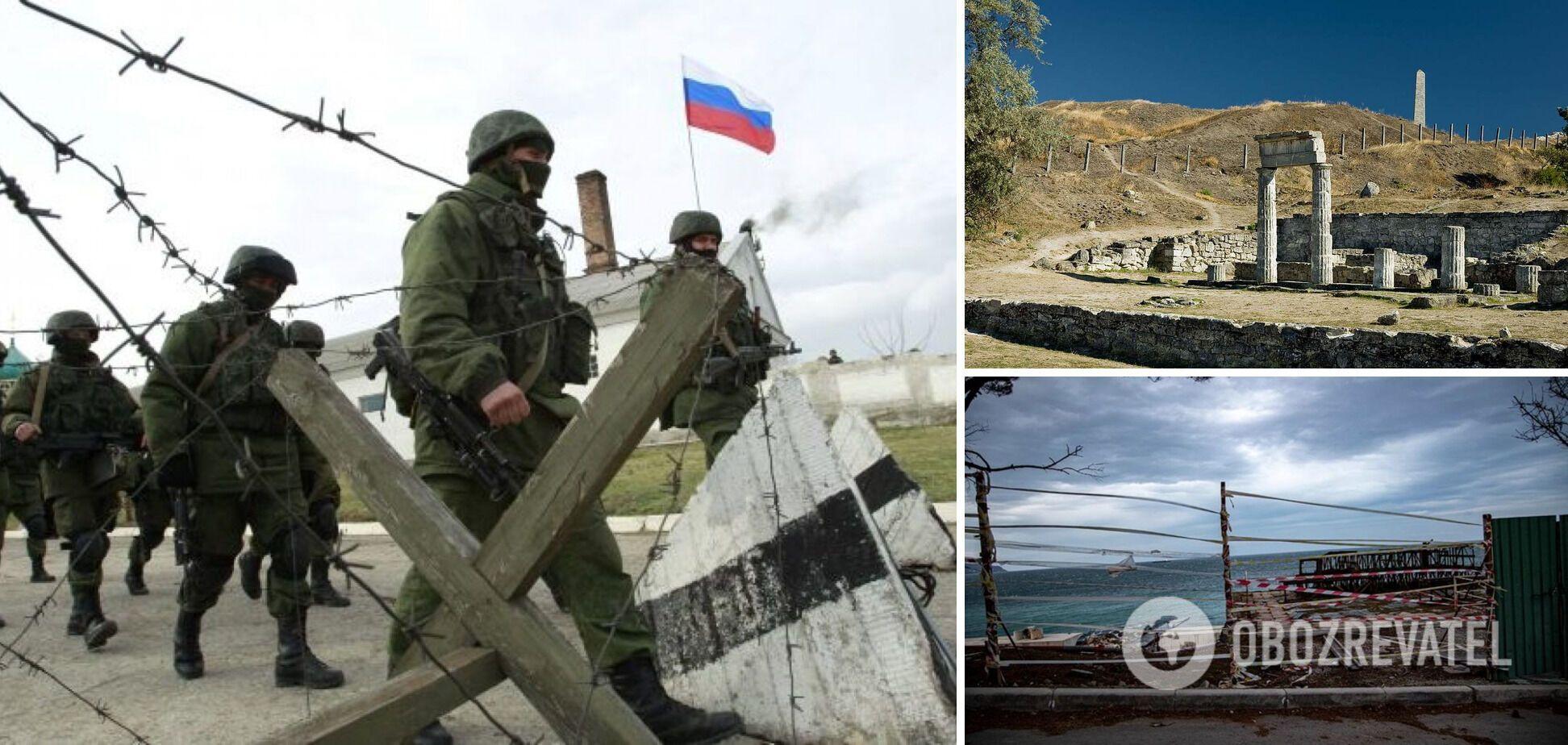 Новости Крымнаша. В*тники задумались, 'а так ли было бы плохо, если бы в Севастополе стояли корабли НАТО?'