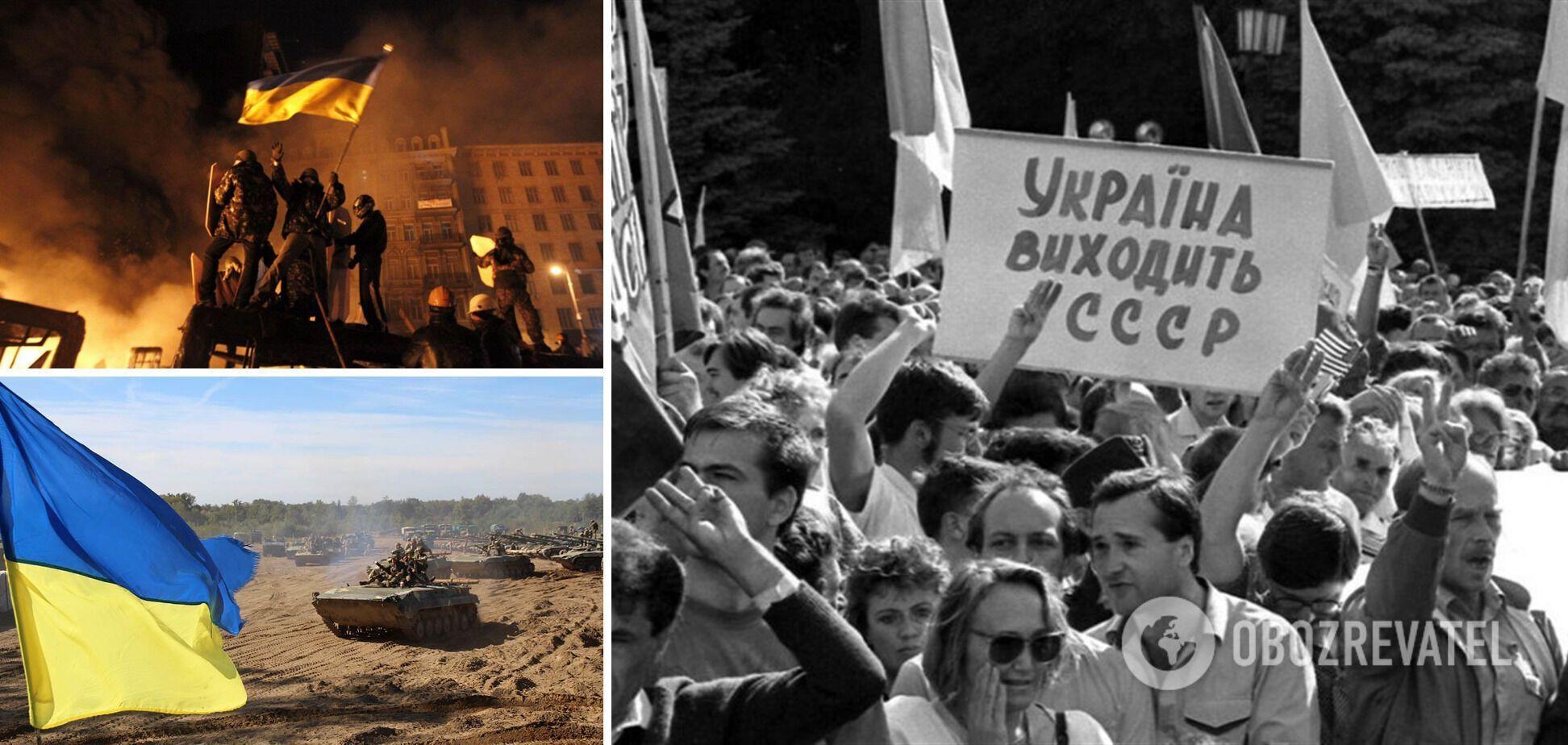 Тридцать лет Независимости: время подвести итоги