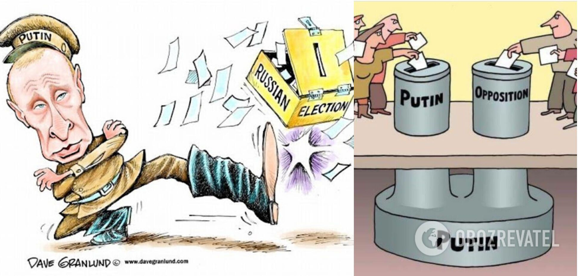 Навіщо Путіну проводити 'вибори'? Адже результати наперед зрозумілі, як і в СССР