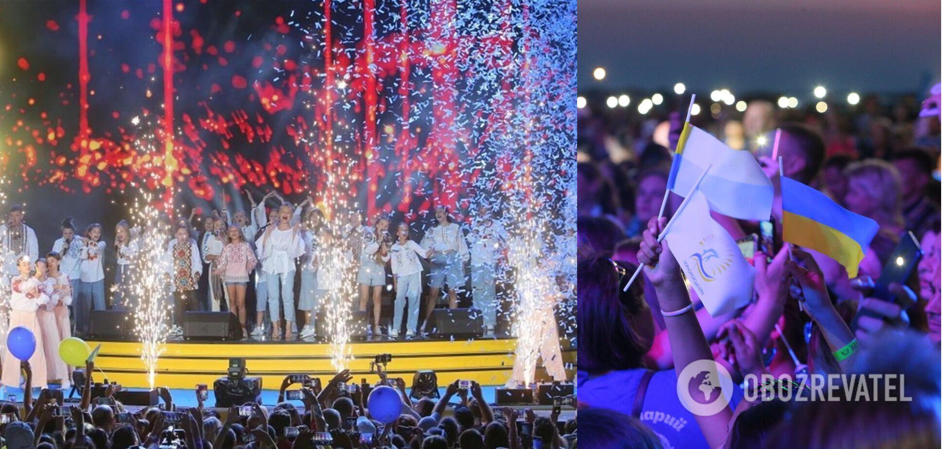 Вперше в історії 'Чорноморських Ігор' було вручено два Гран-прі