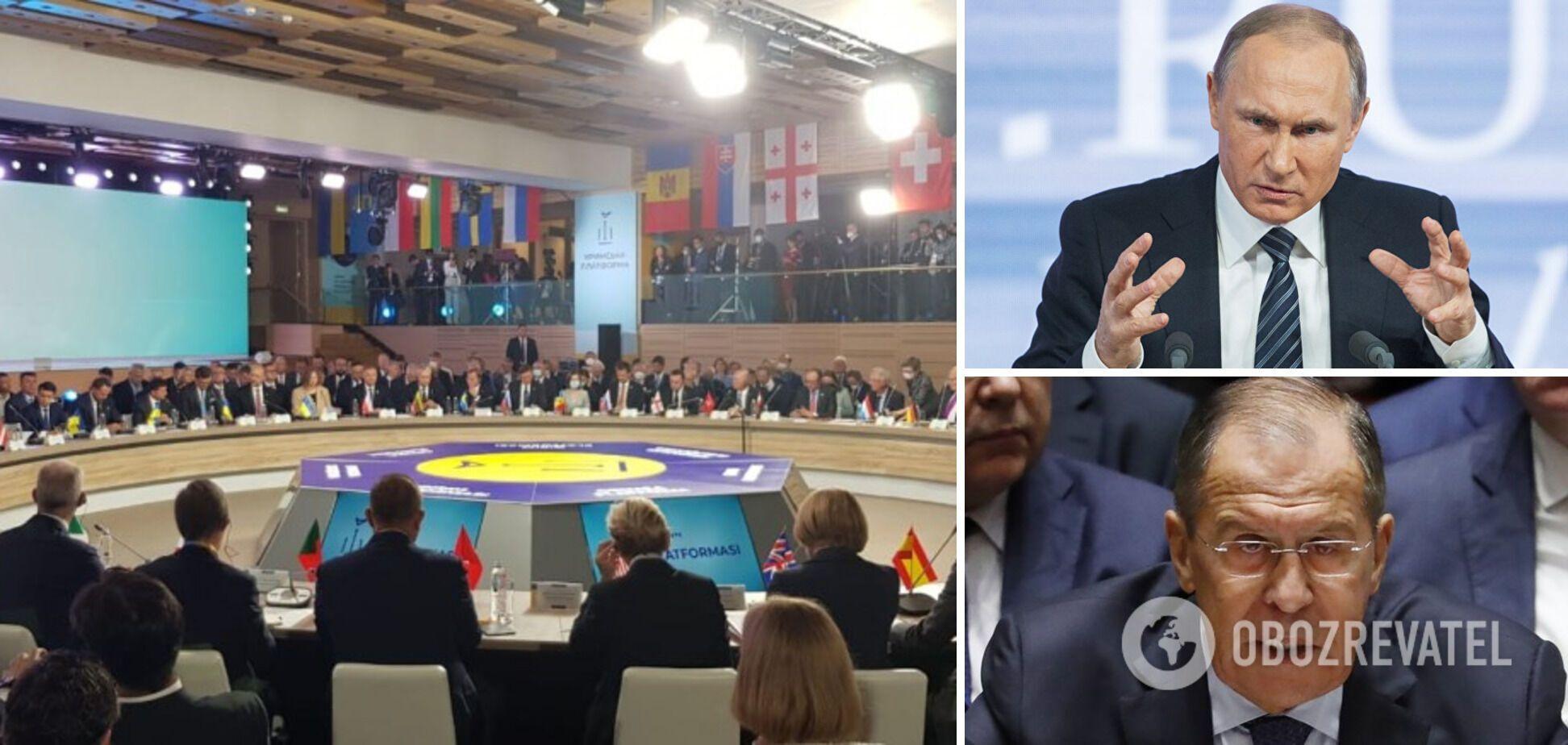 'Крымская платформа': солидарность международного сообщества и бессилие России