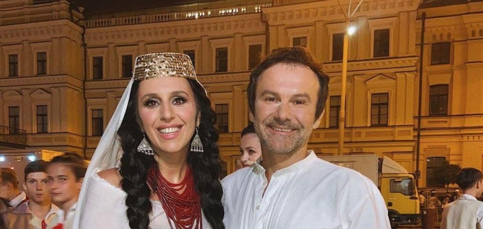 Джамала, Вакарчук, Ротару: украинские звезды дали концерт в честь Дня Независимости Украины
