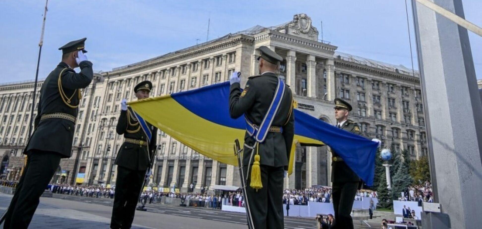 Каждый день Независимости Украины – это напоминание России о ее позоре и никчемности