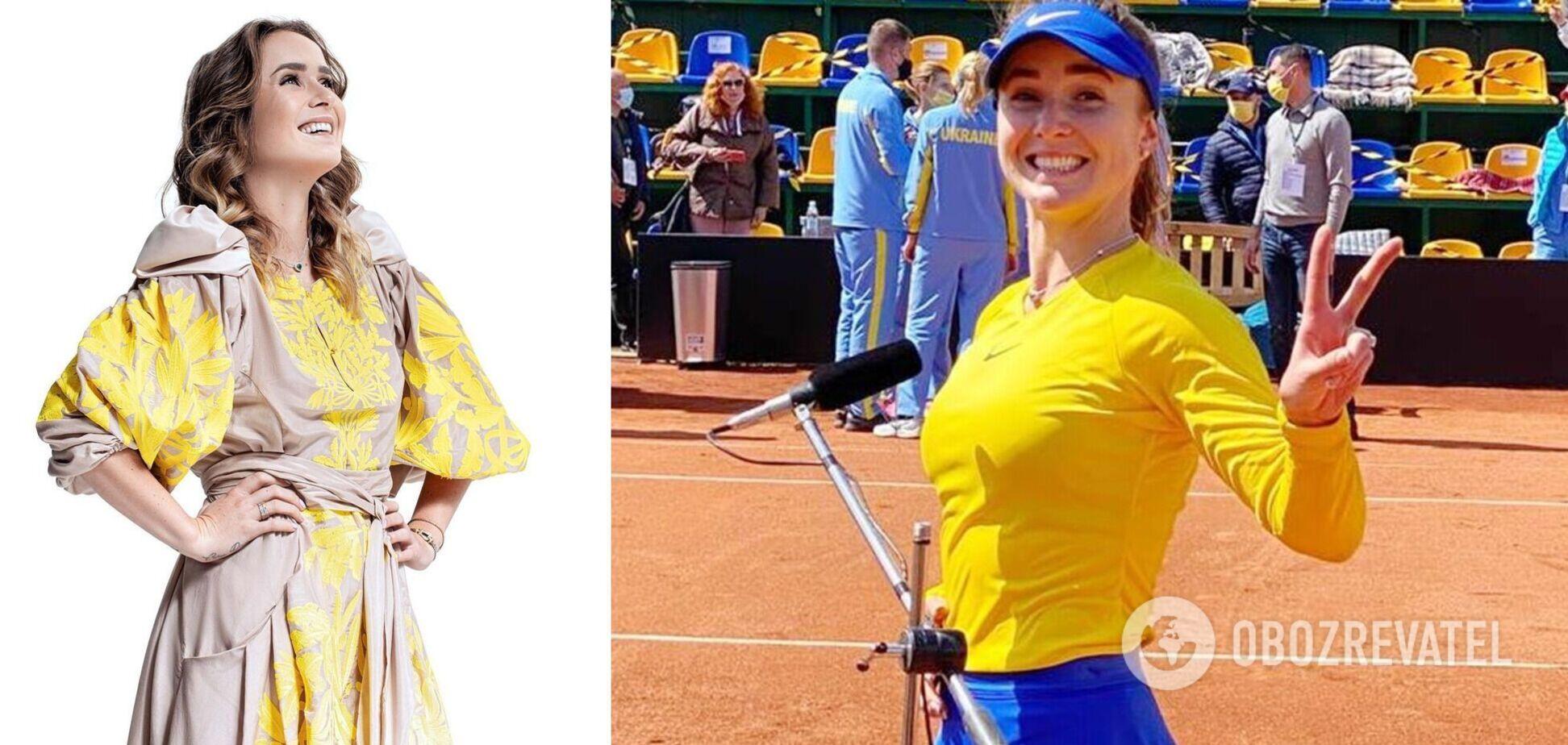 'Победители!' Свитолина трогательно поздравила украинцев с Днем Независимости