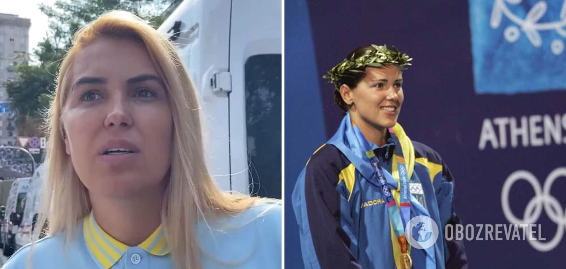 Пропонували змінити громадянство: Клочкова поскаржилася, що її не запросили на святкування Дня Незалежності України