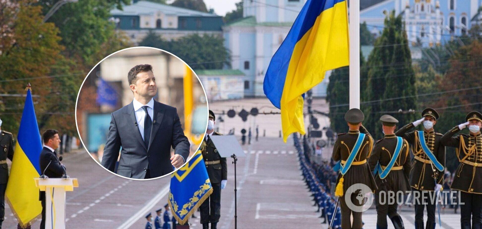 Лідери країн світу привітали Україну з 30-річчям Незалежності