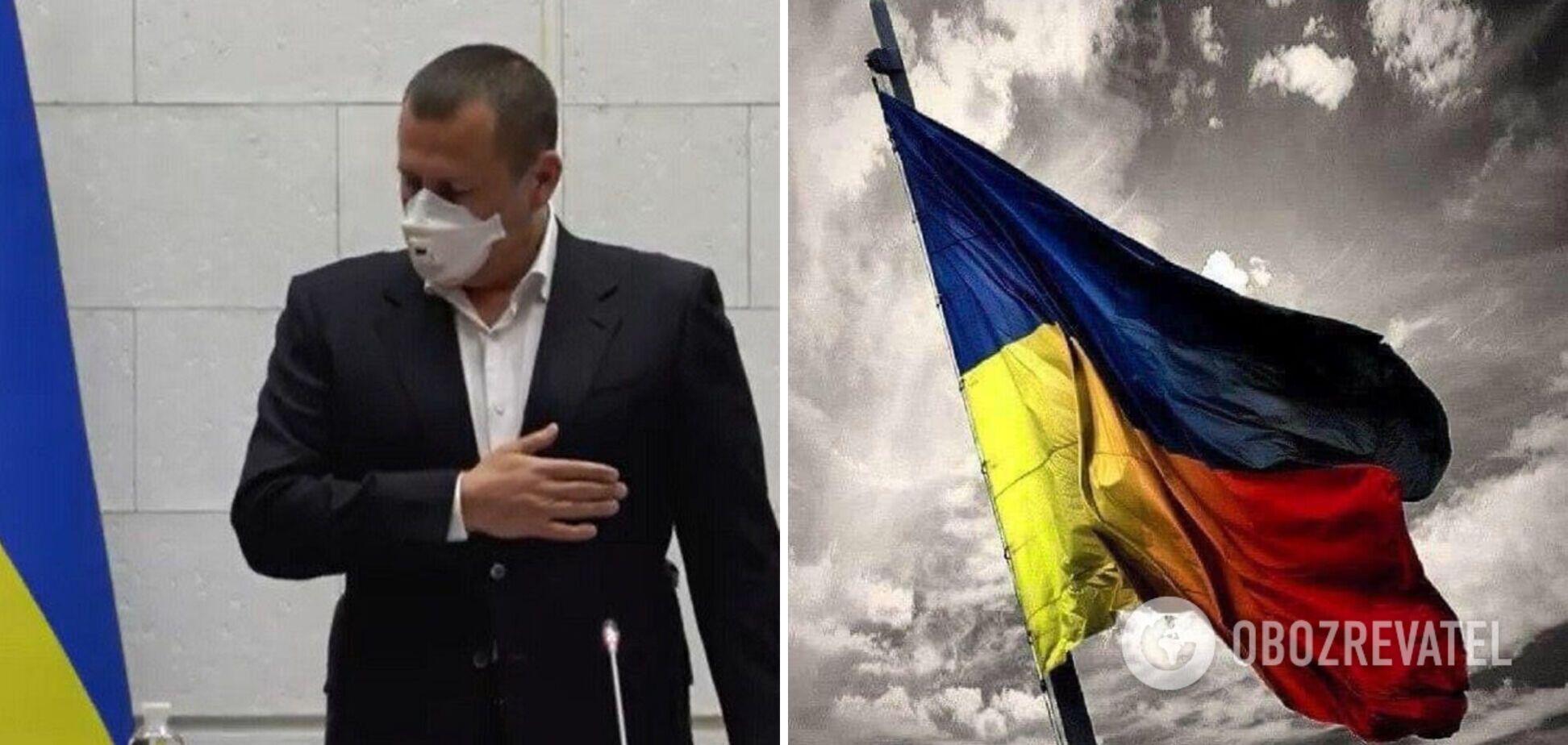 И слезы душат, и радость неимоверная разрывает сердце, – Борис Филатов поздравил с Днем Независимости Украины