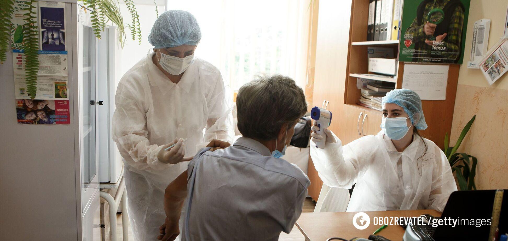 В Україні зафіксували майже 700 нових випадків COVID-19 за добу