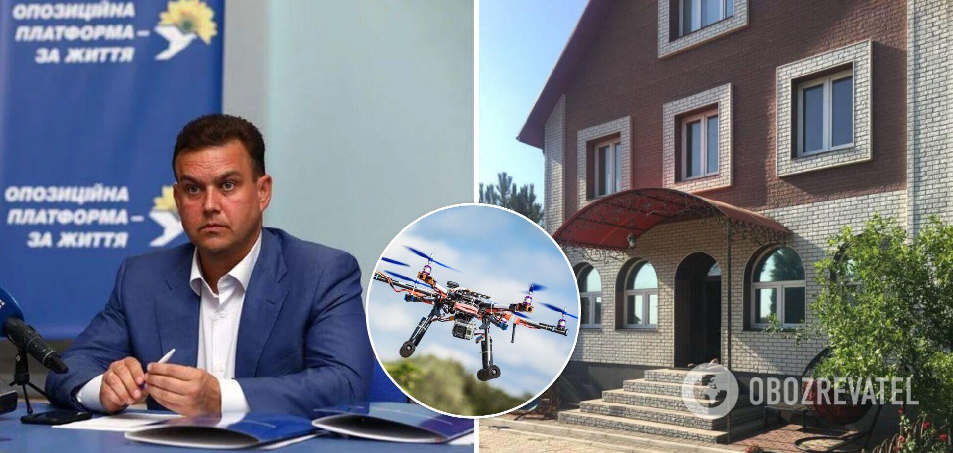 Боявся підходити до вікон, над будинком літали дрони: з'ясувалися нові деталі у справі про смерть мера Кривого Рогу