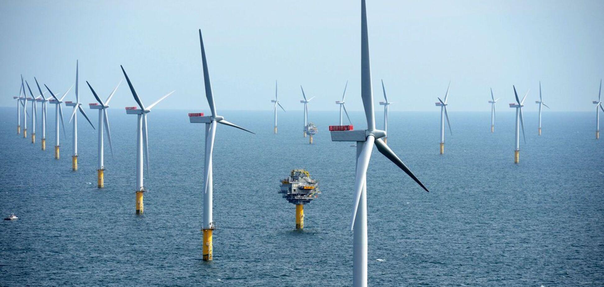 Японія почне виробляти енергію з вітру