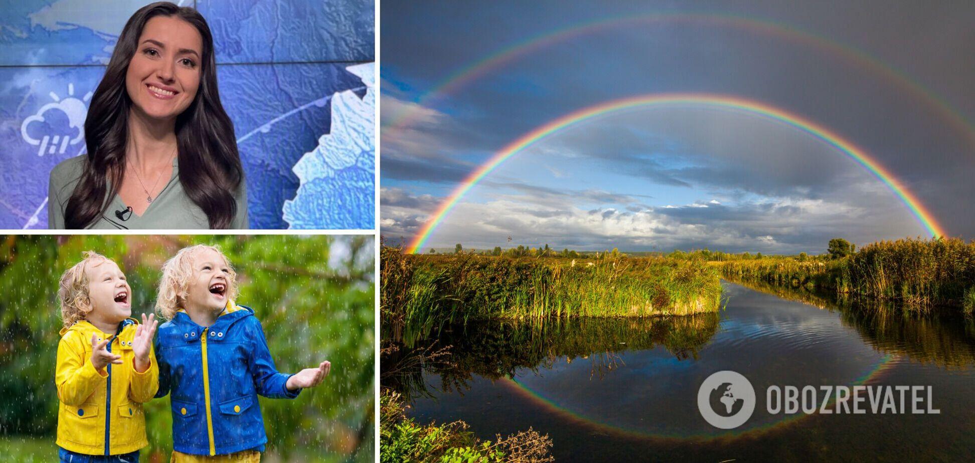 Холодный конец лета и жаркое 1 сентября: в Гидрометцентре уточнили прогноз погоды