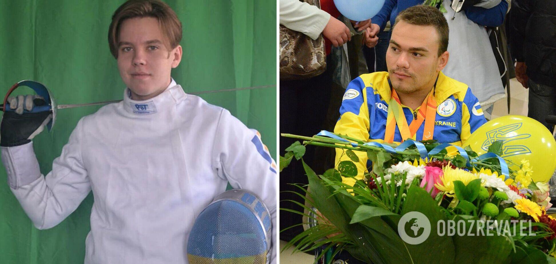 Україна завоювала п'ять срібних медалей в перший день Паралімпіади-2020