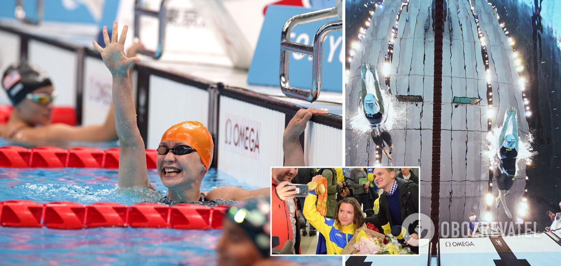 Є перше 'золото'! Українка з рекордом стала чемпіонкою Паралімпіади-2020