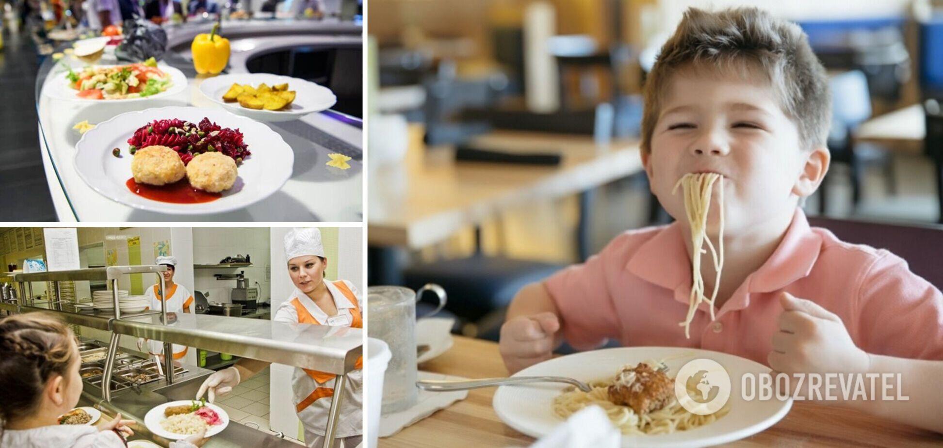 Вищі ціни, меню як у ресторанах: OBOZREVATEL перевірив, яким буде харчування в школах із 1 вересня