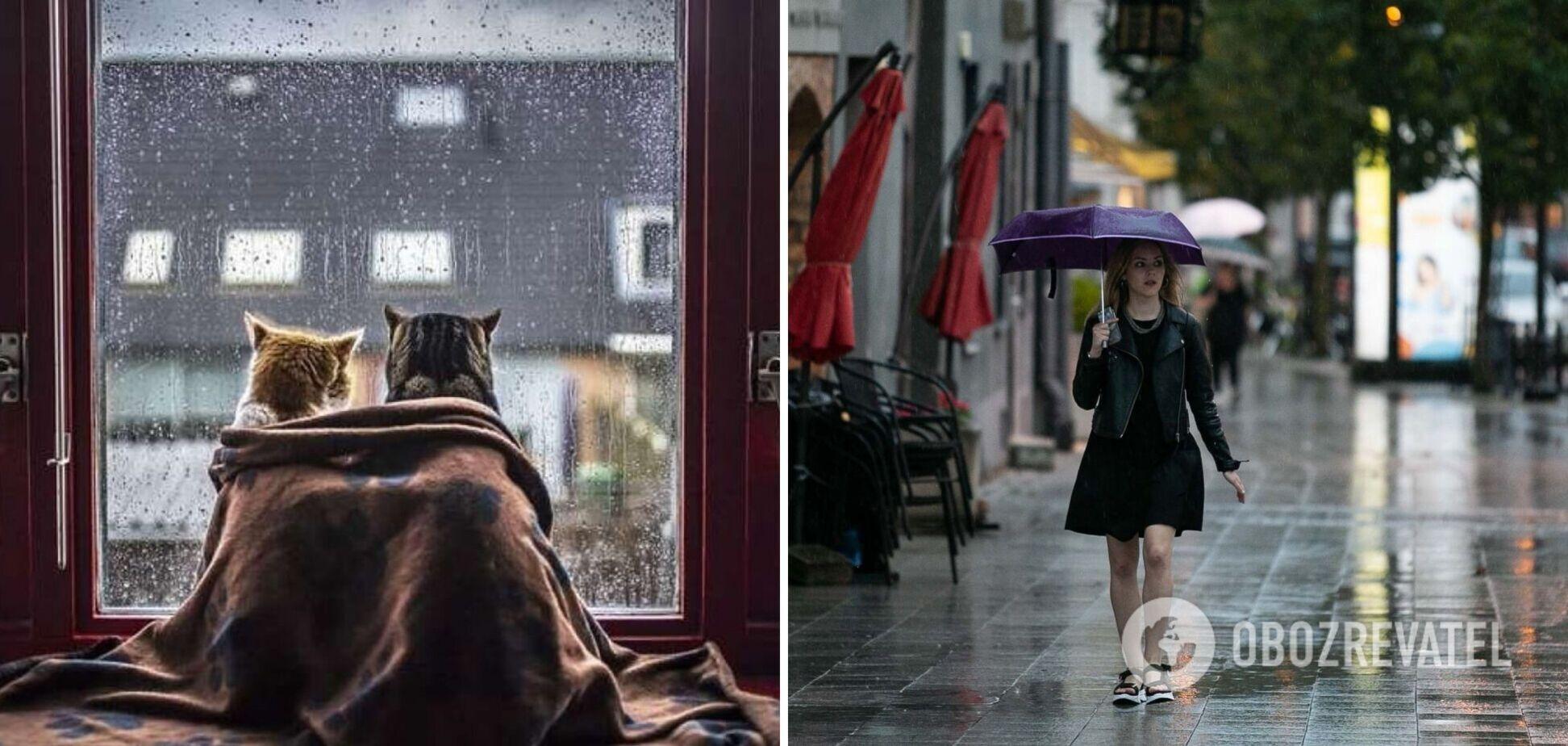 Погода в Украине 16 и 17 сентября