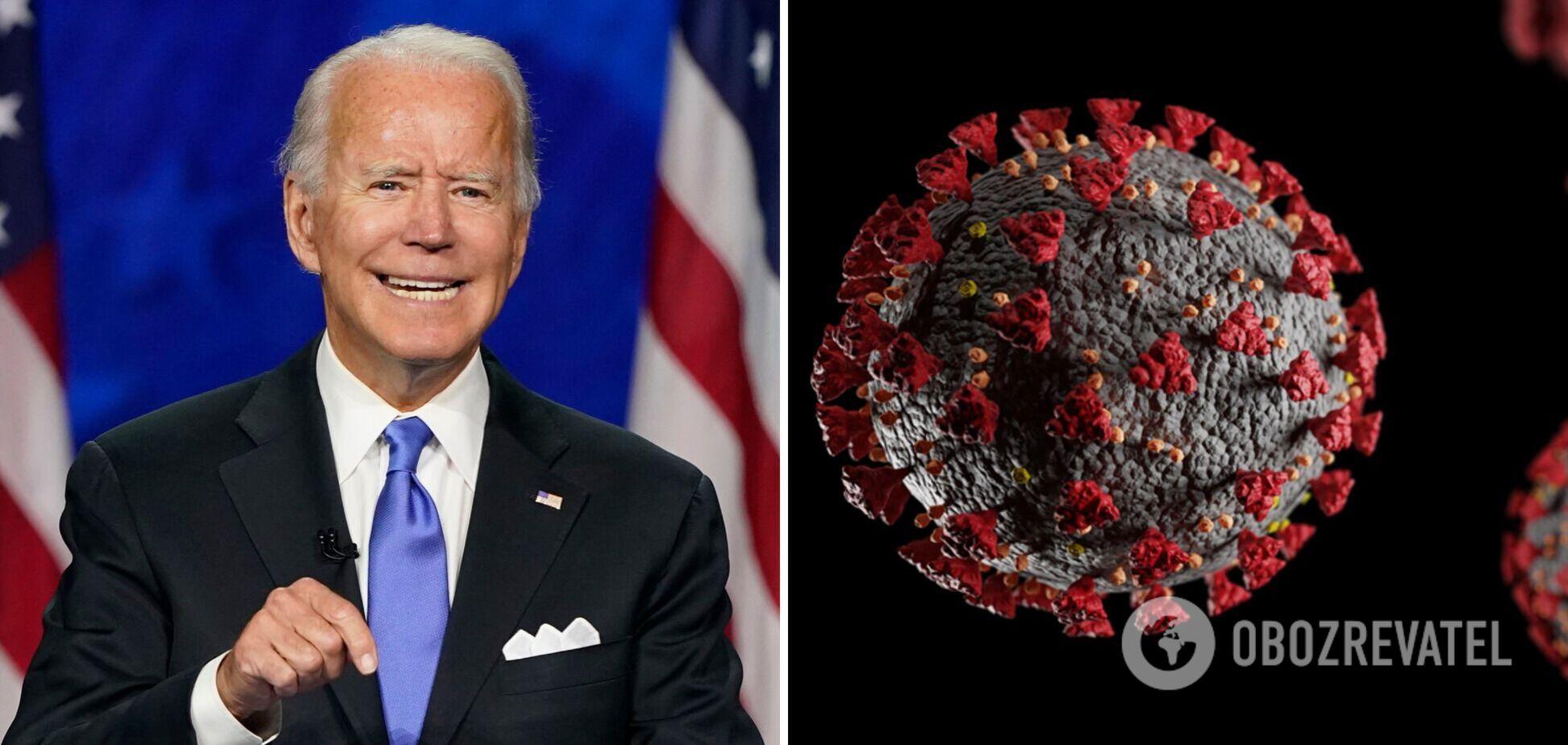 Байден отримав доповідь про походження коронавірусу: що з'ясувала розвідка?