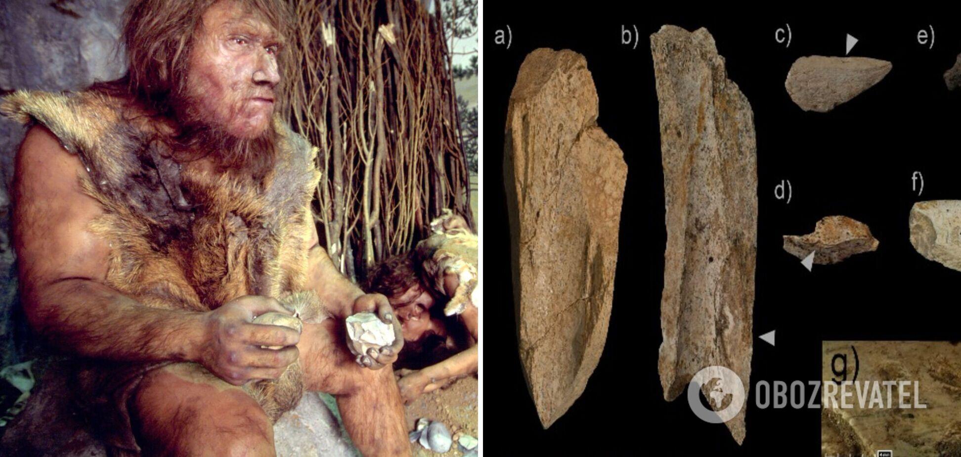 Археологи обнаружили в Испании лагерь неандертальцев, которому 70 тыс. лет. Фото