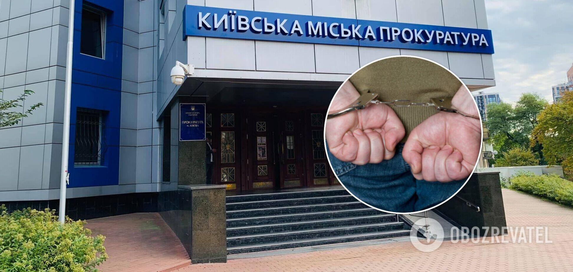 Зловмисника затримали в будинку на вулиці Петра Запорожця