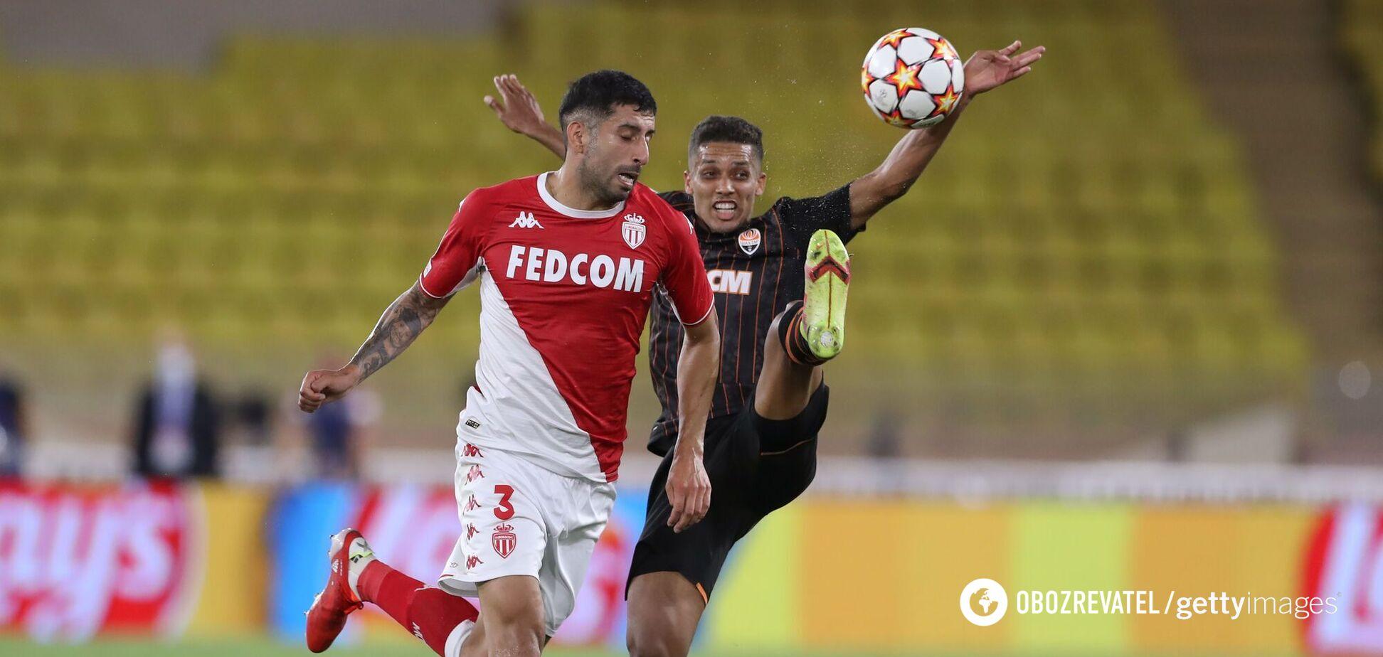 Автогол! 'Шахтар' – 'Монако' – 2-2: онлайн-трансляція матчу плей-оф Ліги чемпіонів
