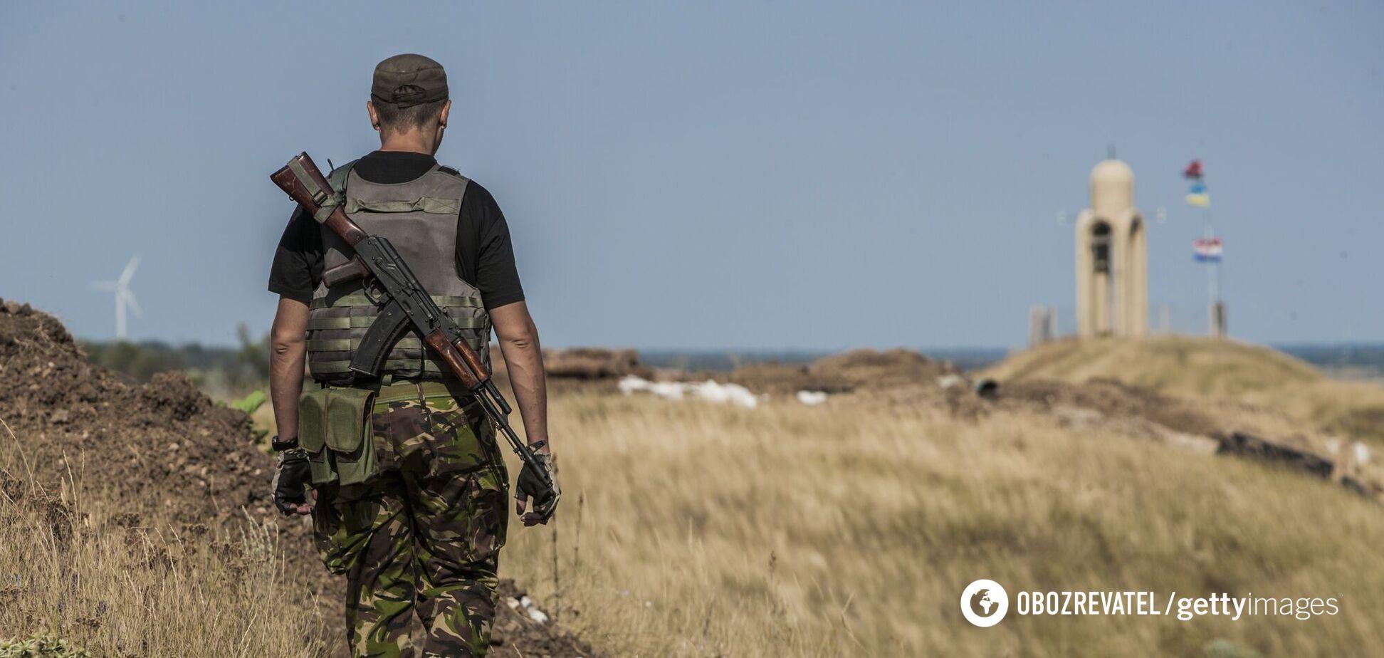 Окупанти обстріляли позиції ЗСУ на Донбасі: є загиблий та поранені – штаб ООС