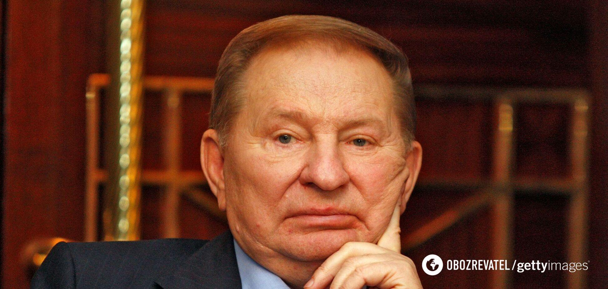Кучма ухилився від питання, чи вважає Путіна вбивцею, та назвав дві свої помилки