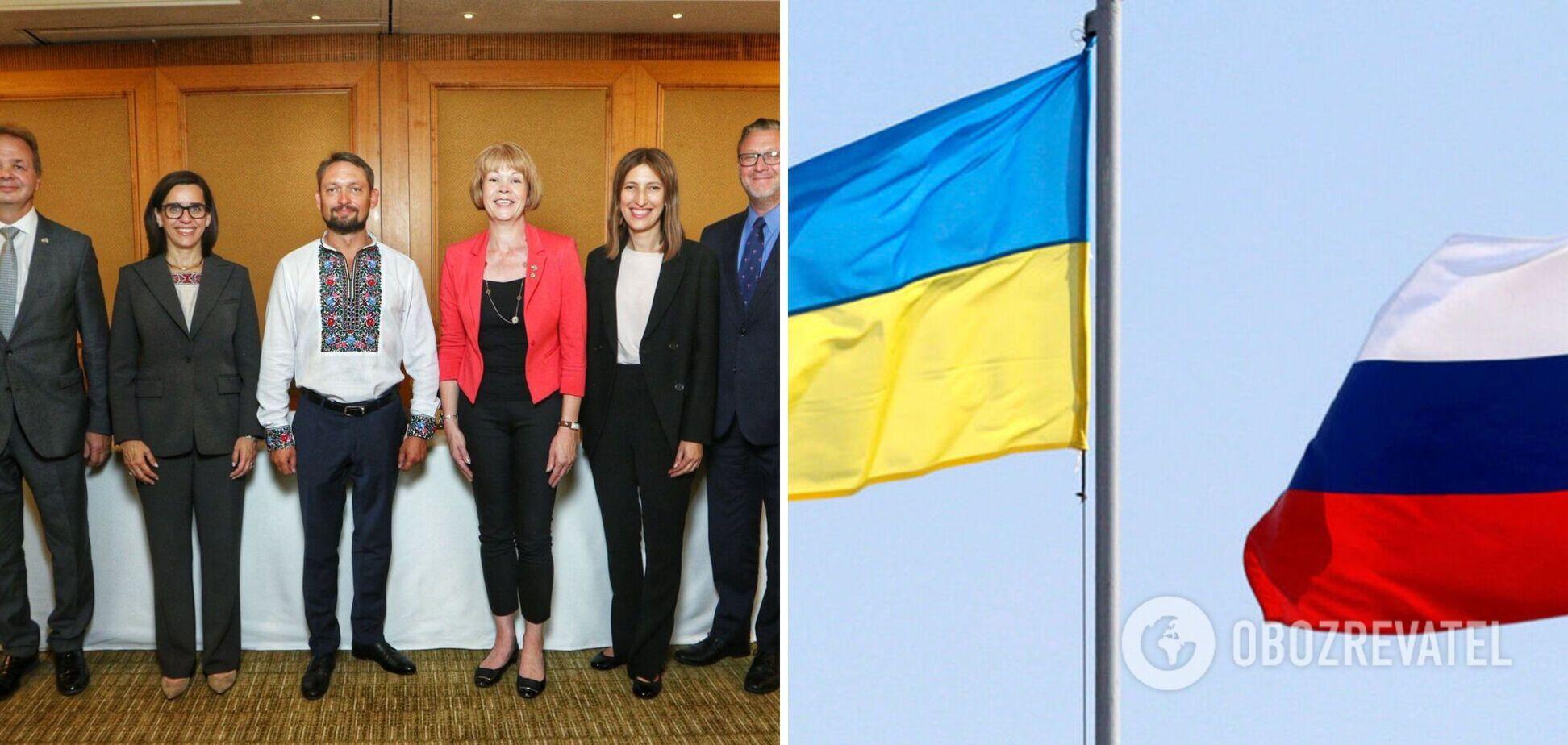 Великобритания, США, Канада и еще несколько стран создадут фонд в поддержку Украины