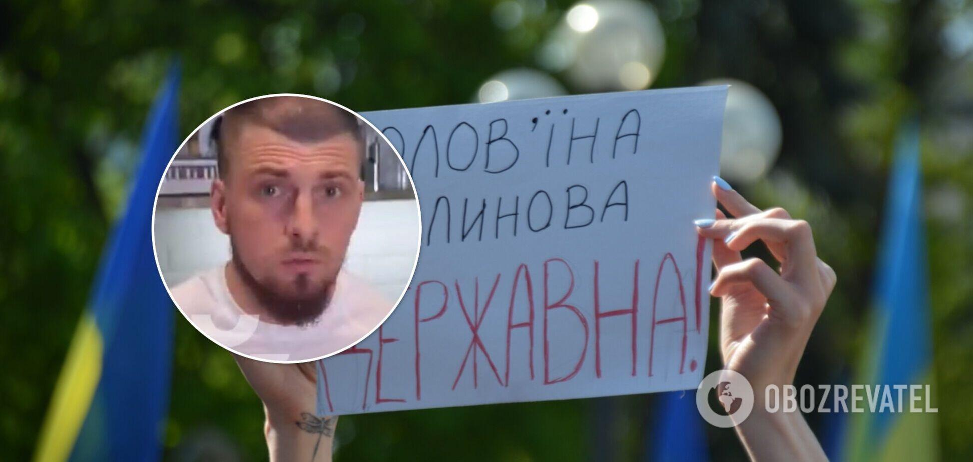 Дражнив і кривлявся: в Харкові адміністратор кафе відмовився обслуговувати клієнтів українською мовою. Відео