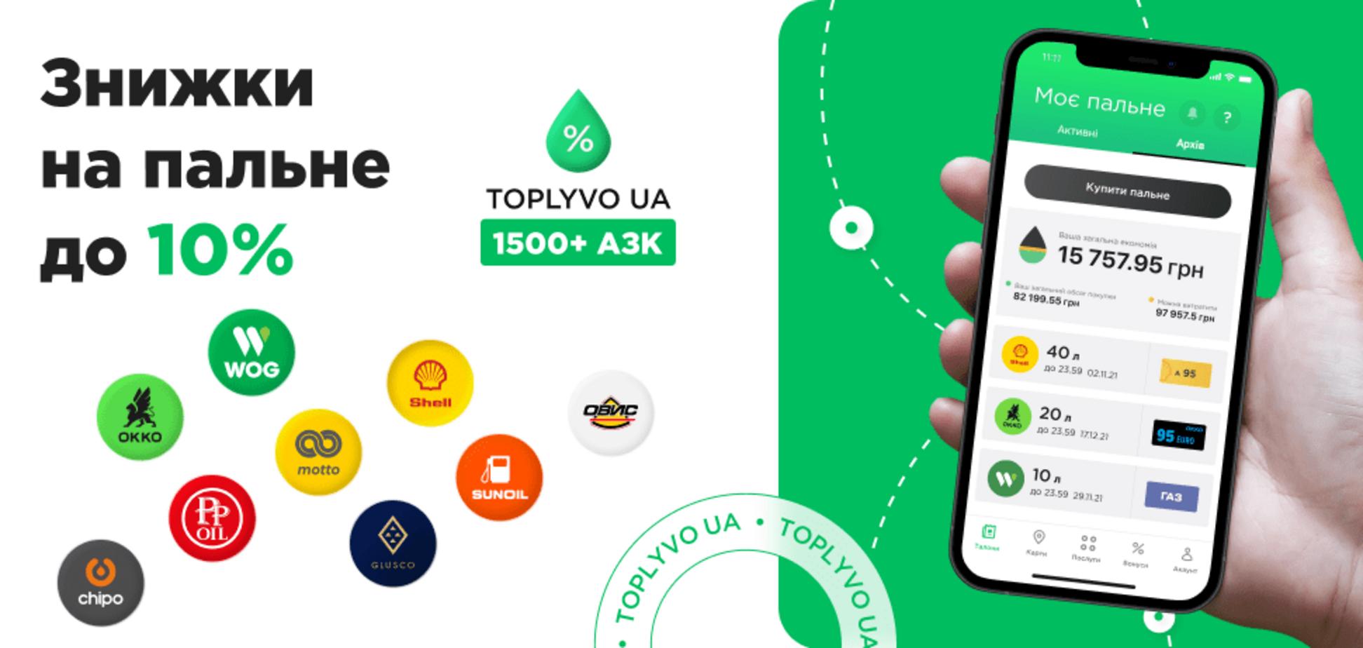 В Украине набирает популярность приложение Toplyvo UA: что это и как работает