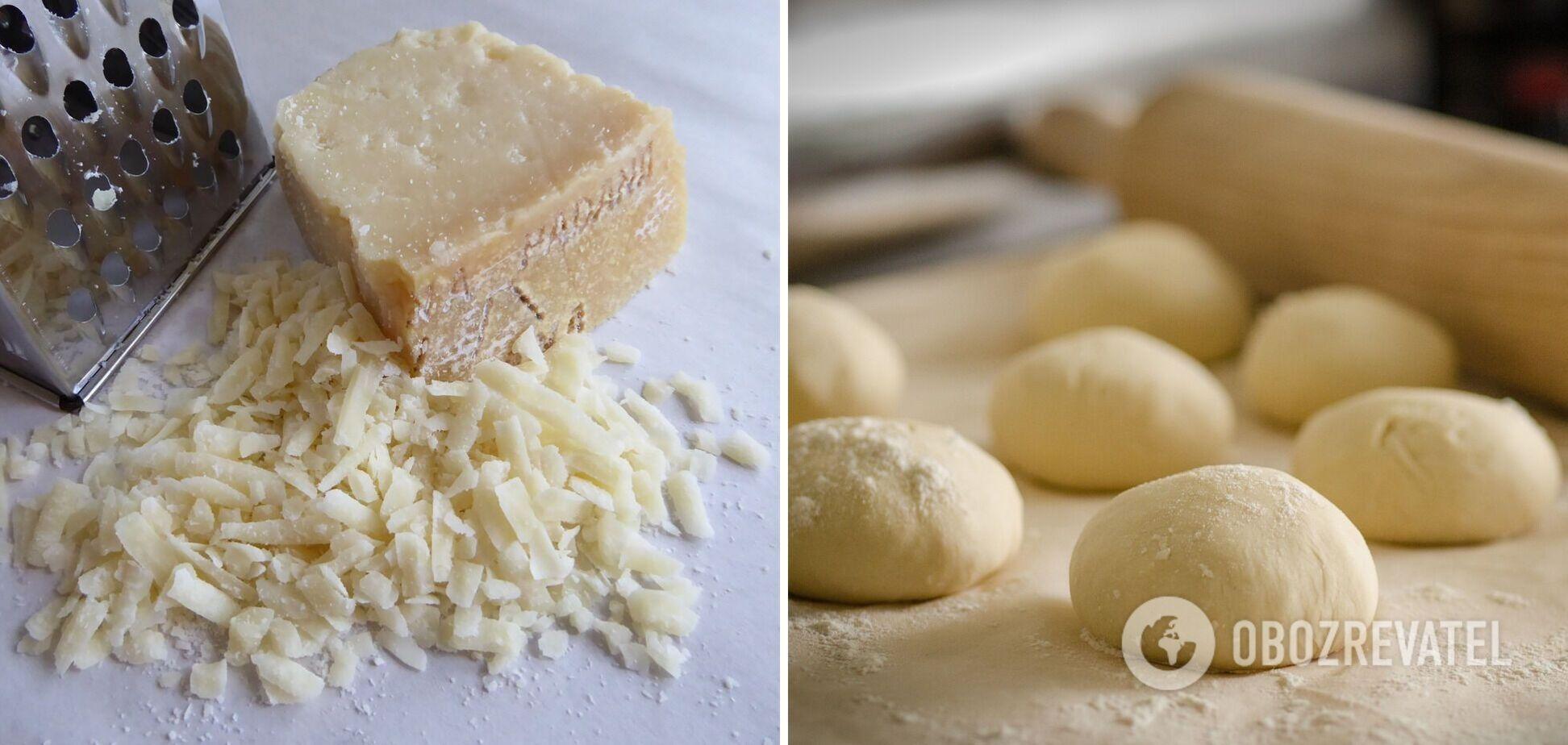 Як зробити ідеальне сирне тісто