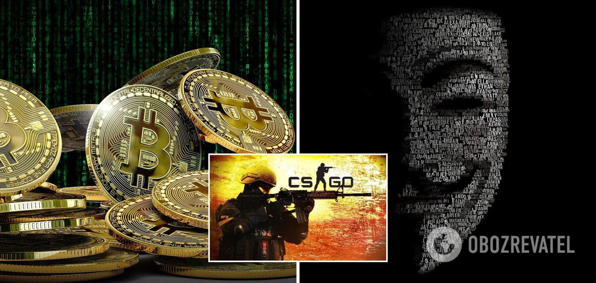 Хакеры под видом видеоигр воровали у людей данные биткоин-кошельков