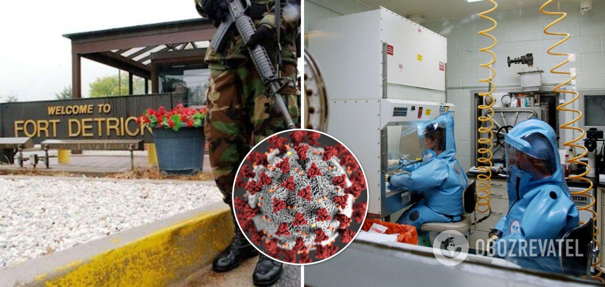 Китай просит ВОЗ расследовать деятельность американских лабораторий из-за возможного распространения COVID-19
