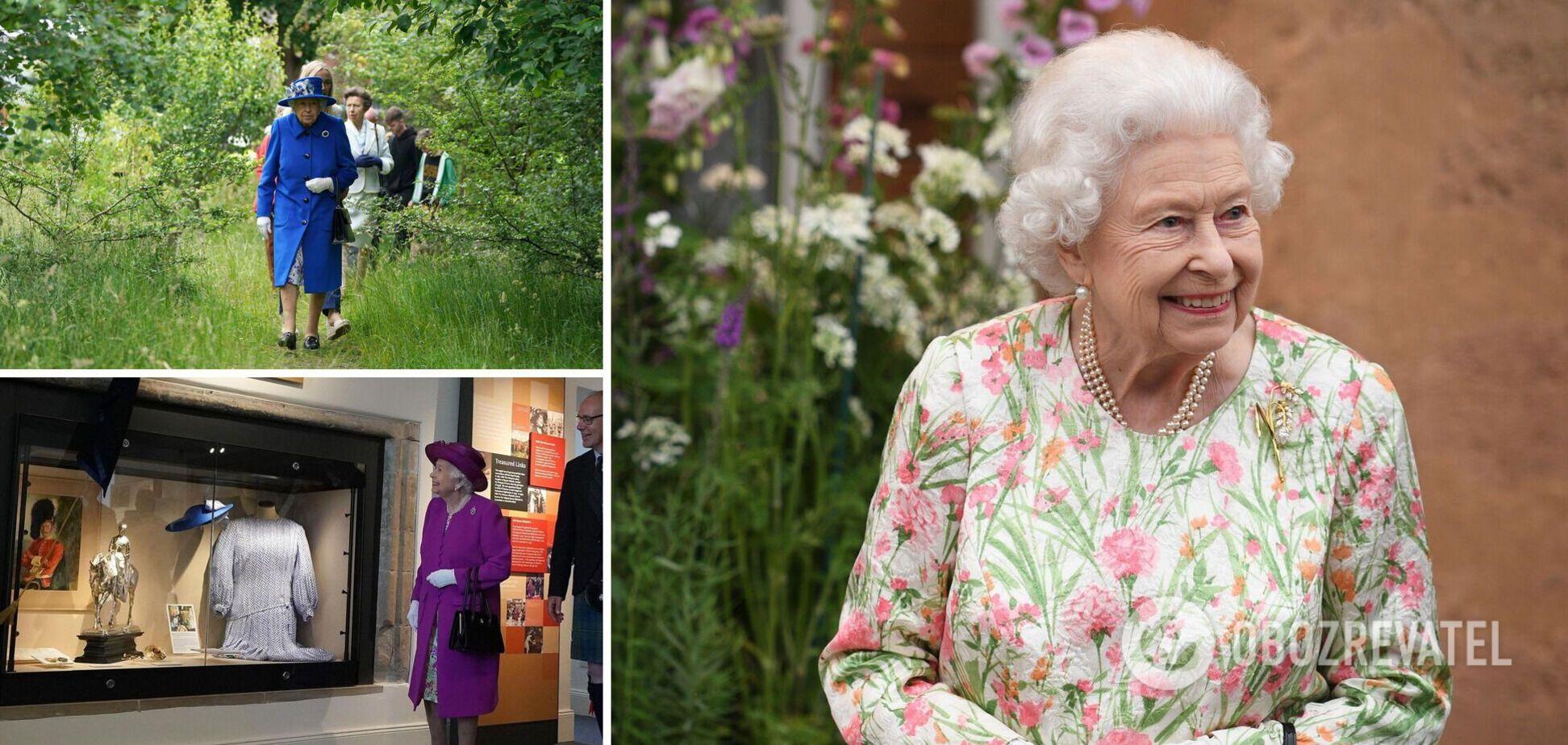 Елизавета II имеет немалое состояние
